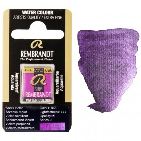 acuarela-rembrandt-medio-godet-serie-3-goya-866-violeta-purpurina