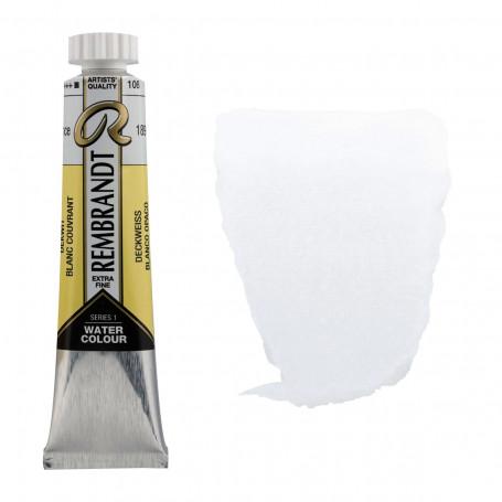 acuarela-rembrandt-tubo-20-ml-serie-1-goya-106-blanco-extra