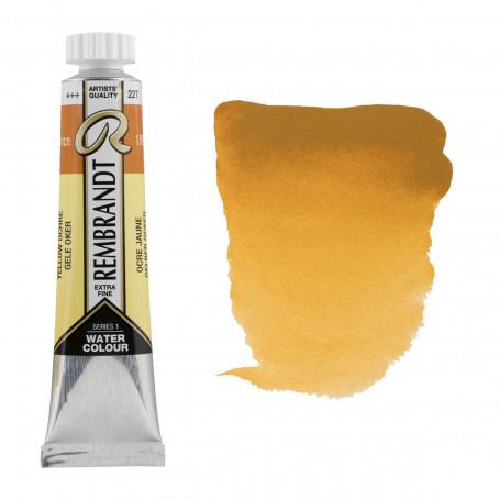 acuarela-rembrandt-tubo-20-ml-serie-1-goya-227-ocre-amarillo