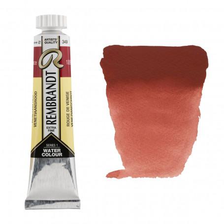 acuarela-rembrandt-tubo-20-ml-serie-1-goya-349-rojo-venecia