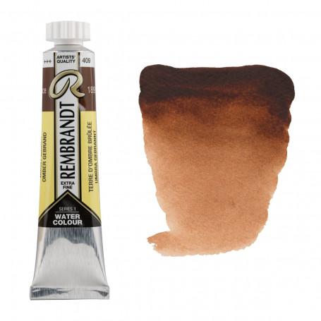 acuarela-rembrandt-tubo-20-ml-serie-1-goya-409-tierra-sombra-tostada