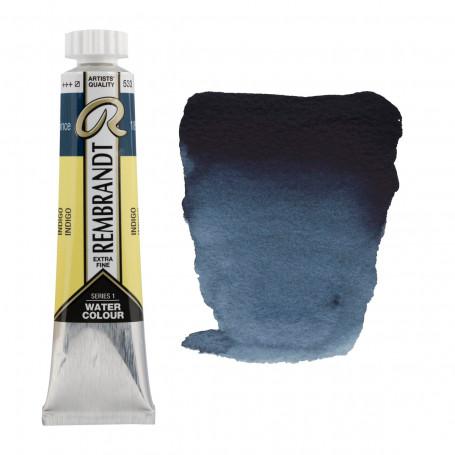 acuarela-rembrandt-tubo-20-ml-serie-1-goya-533-indigo