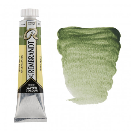 acuarela-rembrandt-tubo-20-ml-serie-1-goya-629-tierra-verde