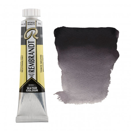 acuarela-rembrandt-tubo-20-ml-serie-1-goya-715-color-neutro
