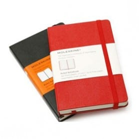 Cuaderno Pocket Moleskine rayado