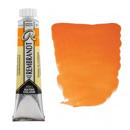 acuarela-rembrandt-tubo-20-ml-serie-3-goya-211-anaranjado-cadmio