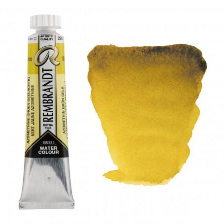 acuarela-rembrandt-tubo-20-ml-serie-3-goya-296-verde-amarillo-azo