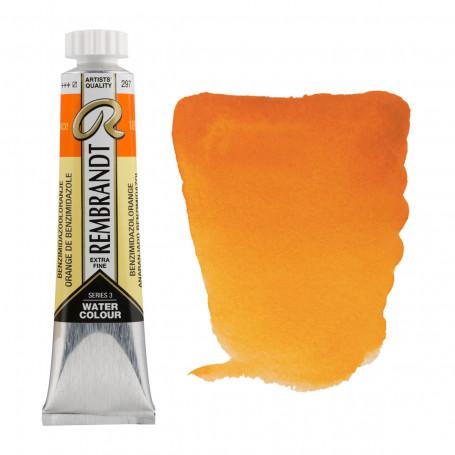 acuarela-rembrandt-tubo-20-ml-serie-3-goya-297-anaranjado-benzimidazol
