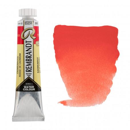 acuarela-rembrandt-tubo-20-ml-serie-3-goya-305-rojo-cadmio
