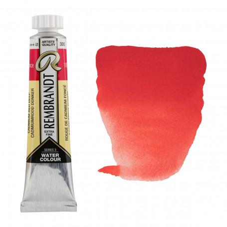 acuarela-rembrandt-tubo-20-ml-serie-3-goya-306-rojo-cadmio-oscuro