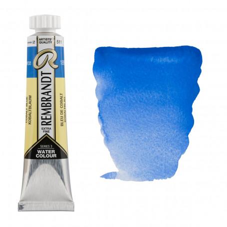 acuarela-rembrandt-tubo-20-ml-serie-3-goya-511-azul-cobalto
