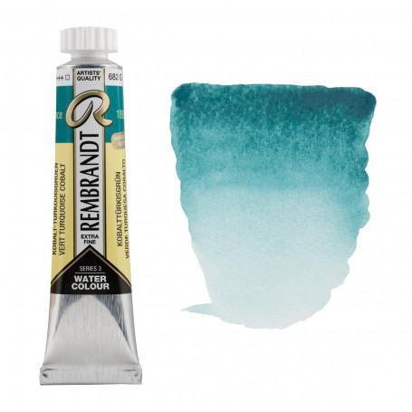 acuarela-rembrandt-tubo-20-ml-serie-3-goya-682-verde-turquesa-cobalto