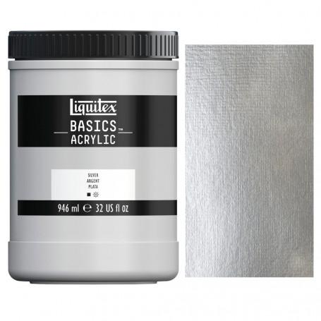 acrilico-basics-946-ml-liquitex-goya-052-plata