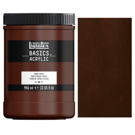 acrilico-basics-946-ml-liquitex-goya-128-sombra-tostada