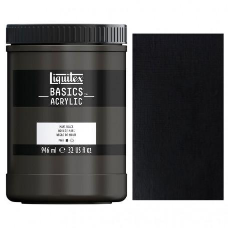 acrilico-basics-946-ml-liquitex-goya-276-negro-de-marte