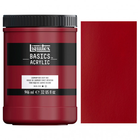 acrilico-basics-946-ml-liquitex-goya-311-rojo-de-cadmio-oscuro