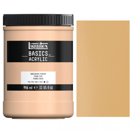 acrilico-basics-946-ml-liquitex-goya-434-titanio-crudo