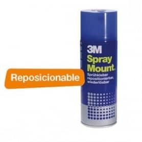 Adhesivo 3M spray Mount 400 ml
