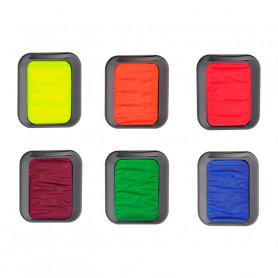 Acuarela Colores Fluorescentes Finetec