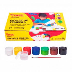 Témpera Estuche 7 Colores Jovi