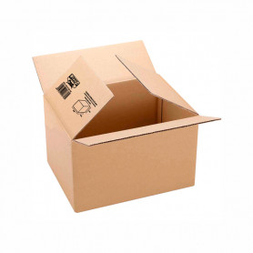 Caja Embalaje 400x290x220 mm Fixo