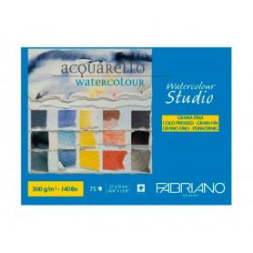 bloc-acquarello-watercolour-studio-27x35-cm-fabriano-goya