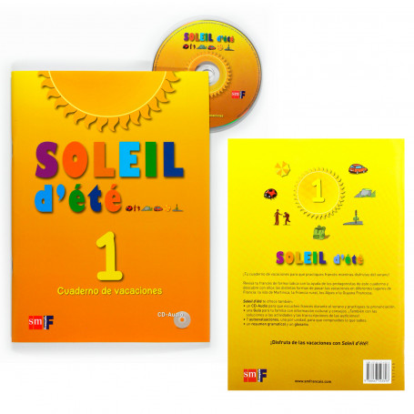 Soleil D'ete Francés Editorial SM