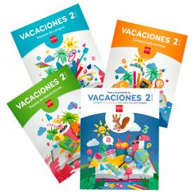 Vacaciones 2 Educación Primaria Editorial SM