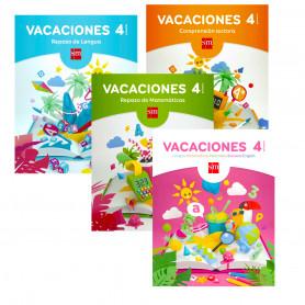 Vacaciones 4 Educación Primaria Editorial SM