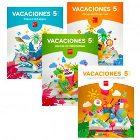 Vacaciones 5 Educación Primaria Editorial SM