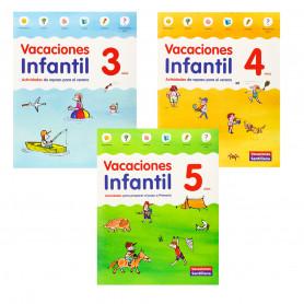 Vacaciones Educación Infantil Santillana