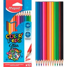 Set 12 Lápices Colorpeps Maped