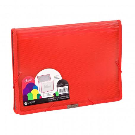 carpeta-fuelle-13-separadores-folio-carchidea-rojo