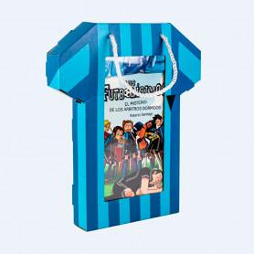Pack Futbolísimos Libro 1 y Camiseta