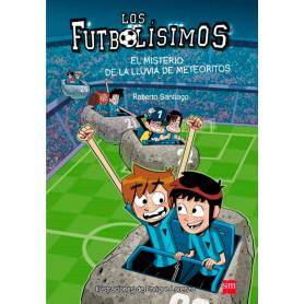 El Misterio de la Lluvia de Meteoritos, Futbolísimos 9 Editorial SM