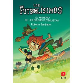 El Misterio de las Brujas Futbolistas, Futbolísimos 19 Editorial SM