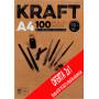 bloc-encolado-kraft-brun-90-gr-100-hojas-a4-clairefontaine-oferta-2x1
