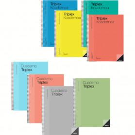 Cuaderno Triplex del Profesor Additio