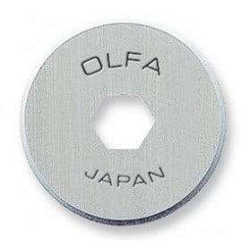 Cuchillas OLFA RB18 - 2 Cuchilla circular