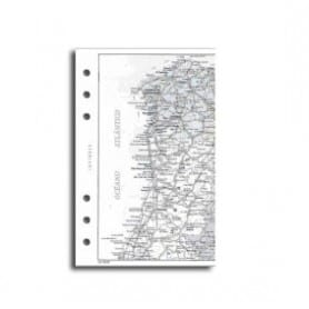 Mapa Luxindex Pocket 102