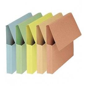 Subcarpetas Colores pasteles surtidos