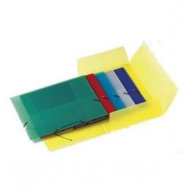 Carpeta gomas polipropileno A3 Colores surtidos