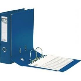 Archivador Plantado ELBA A4 75 mm Azul Ref 1049701