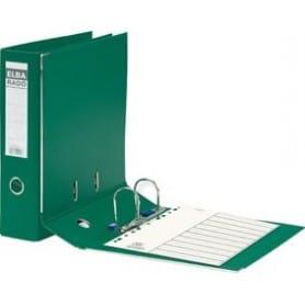 Archivador Plantado ELBA A4 75 mm Verde Ref 1049702