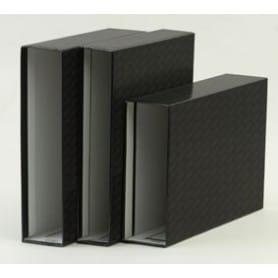Caja Archivador A4 50 mm Negro Ref 7540400