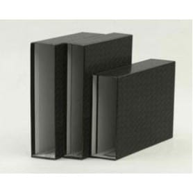 Caja Archivador 50 mm Negro Ref 7590400