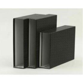 Caja Archivador 75 mm Negro Ref 7590700