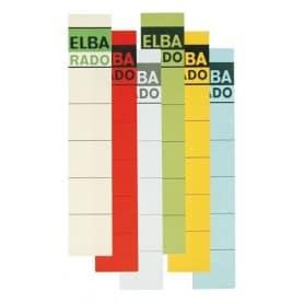 Etiquetas ELBA 50 mm Crema Ref 0461409