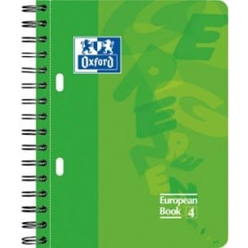 Cuaderno Oxford A5 Microperforado Ref 102501204