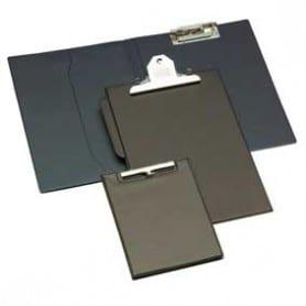 Carpeta con Pinza Lateral - Folio Azul